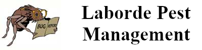 Laborde Pest Management Logo